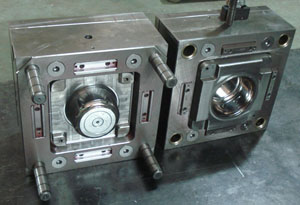 plastic thin wall mould