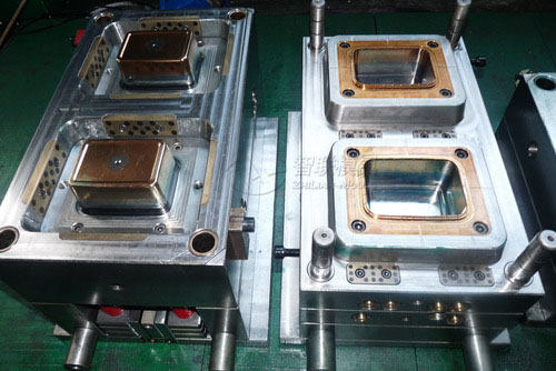 plastic thin wall moulding