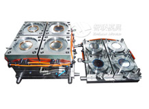 water bucket thin wall mould